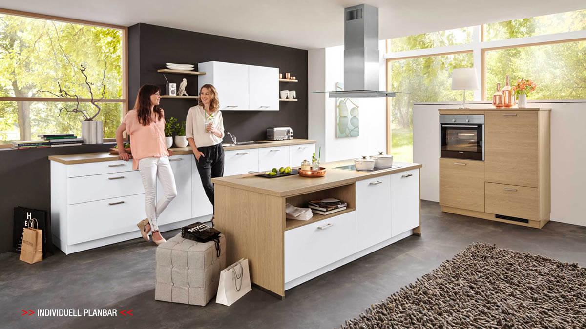 hermes k chen in montabaur. Black Bedroom Furniture Sets. Home Design Ideas