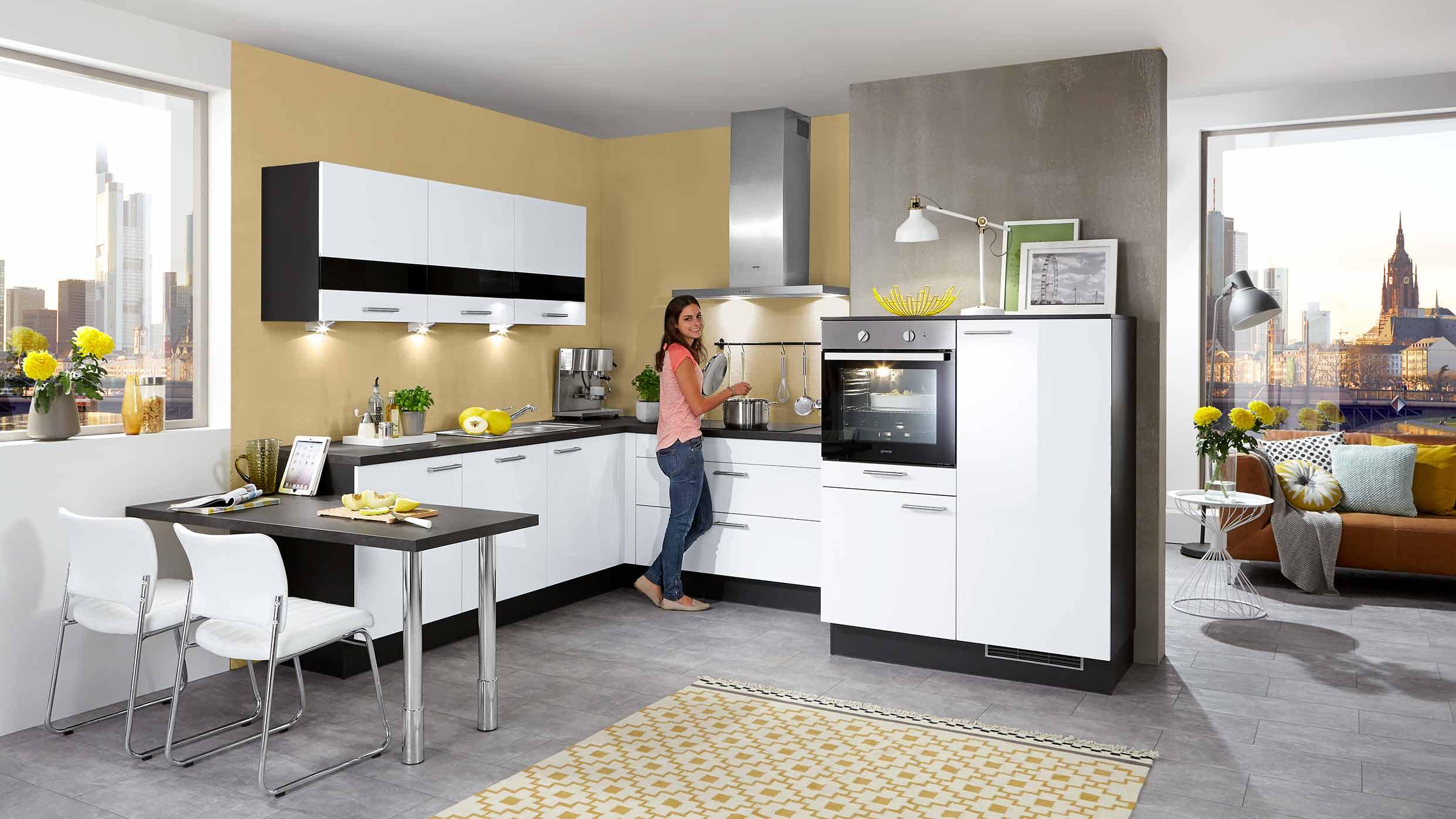 k chen vollservice. Black Bedroom Furniture Sets. Home Design Ideas