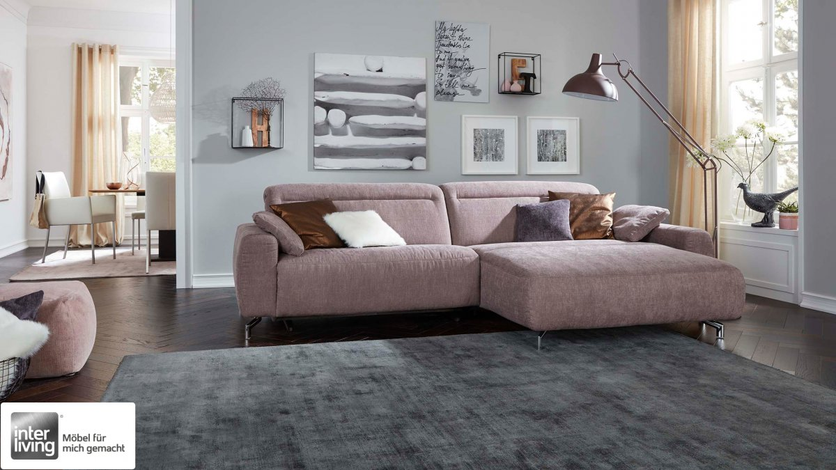 Interliving Serie 4151 Polstermöbel mit Relaxfunktion