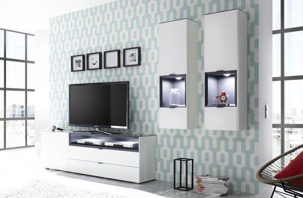 grundsatzlich sind wohnwande die ideale moblierung fur das wohnzimmer die mobel konnen entweder uber die ganze wandbreite installiert werden oder nur einen